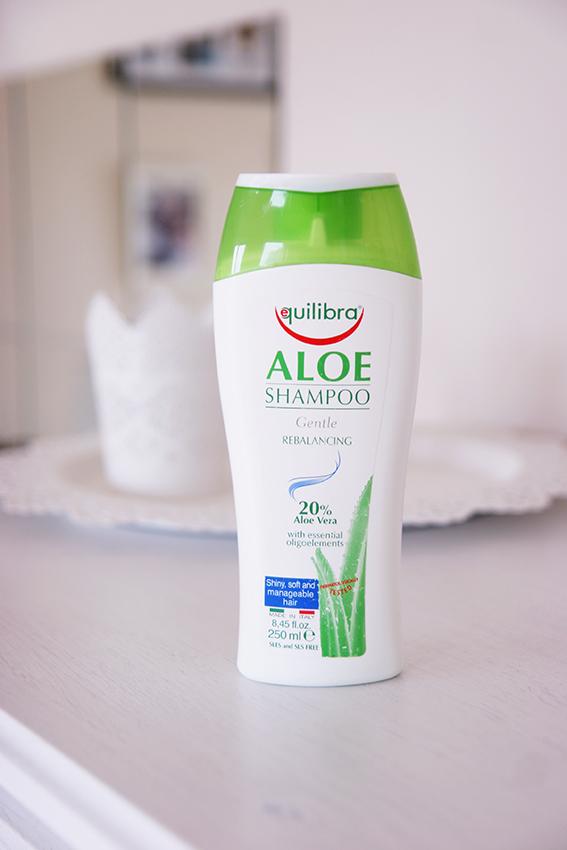 Equilibra Aloe Shampoo szampon do kręconych włosów