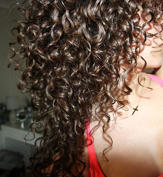 GOSH, Curl it Baby, krem do włosów kręconych