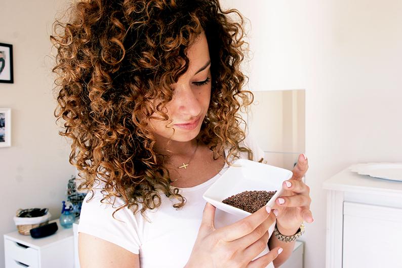 Żel lniany, naturalny produkt stylizujący, jak go wykonać, plusy i minusy
