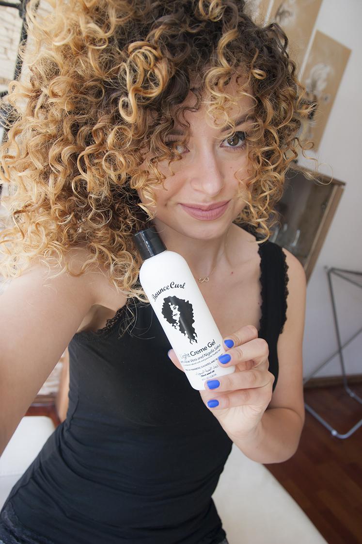 Curly Madeleine