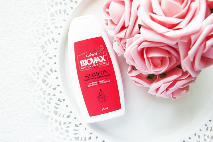 Biovax Opuntia Oil Mango szampon