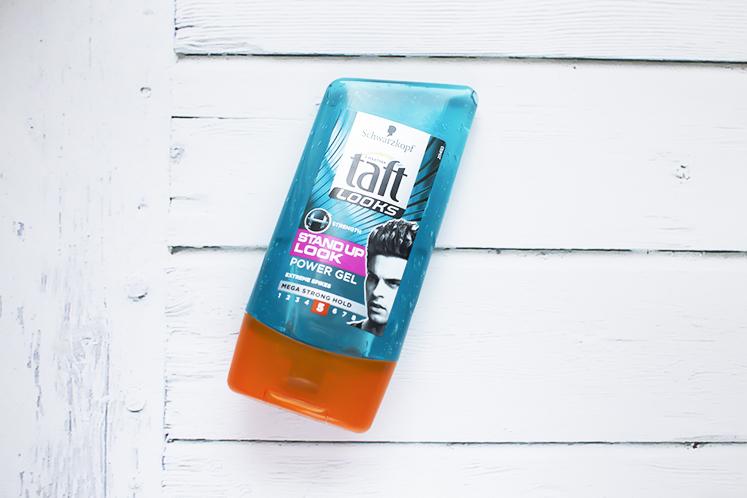 Taft Looks Stand Up Look żel do włosów kręconych