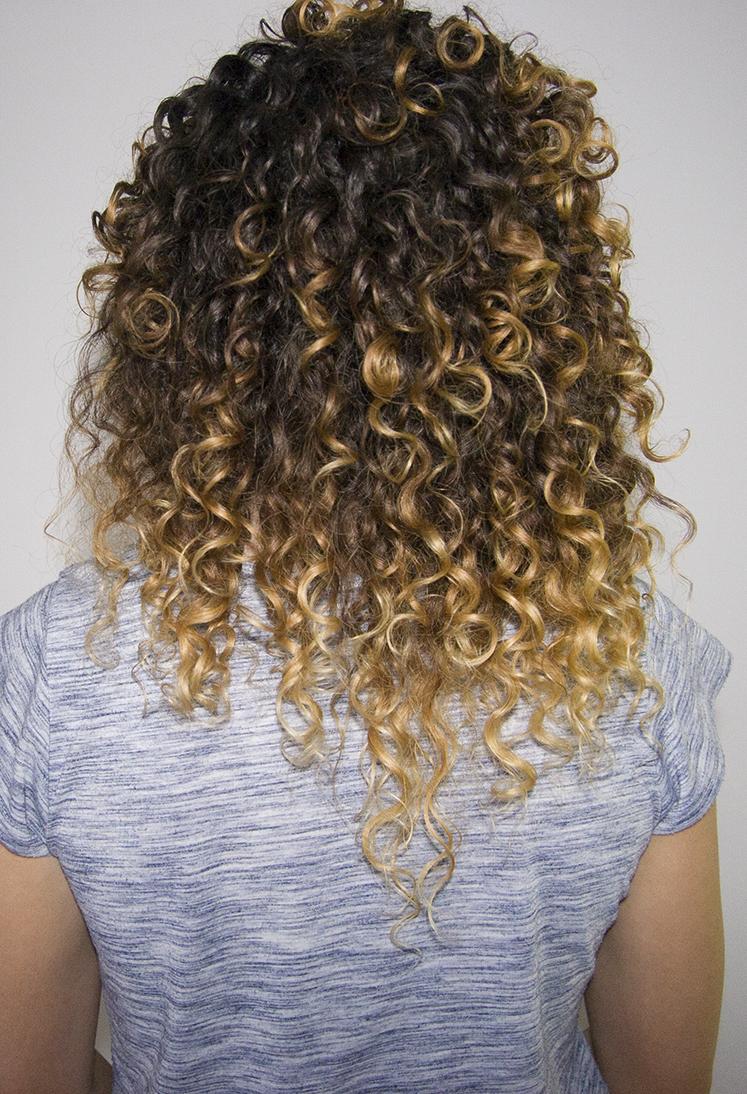 Nivea Flexible Curls & Care, Balsam podkreślający loki