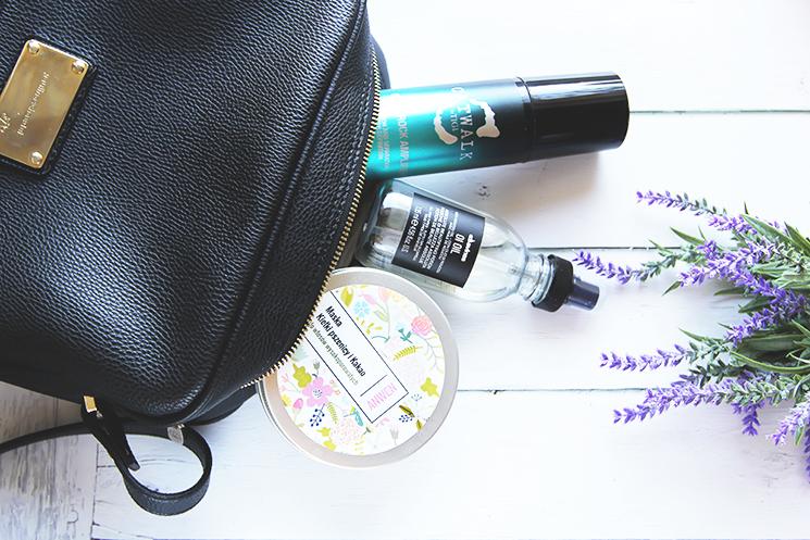 Początkowy niezbędnik do włosów kręconych, kosmetyki, akcesoria, sprzęt