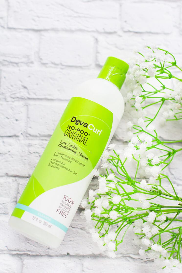DevaCurl No-Poo Original odżywka do mycia włosów kręconych