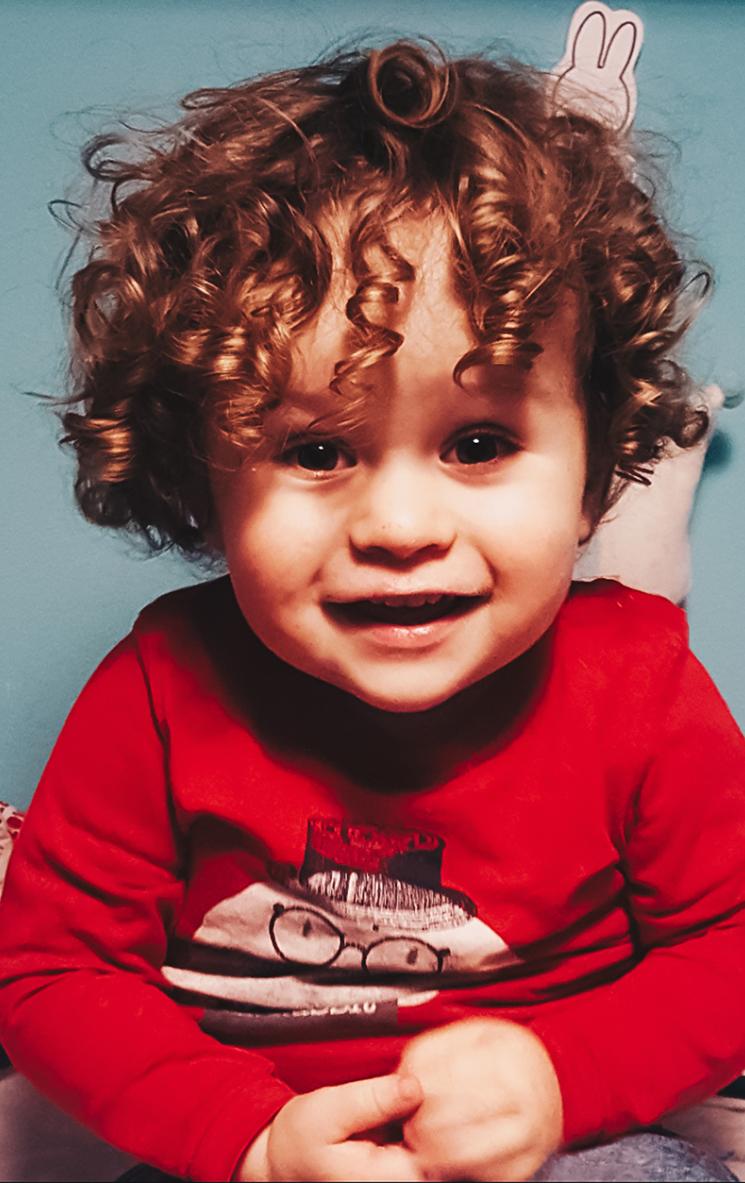 Kręcone włosy dzieci, pielęgnacja włosów kręconych dzieci