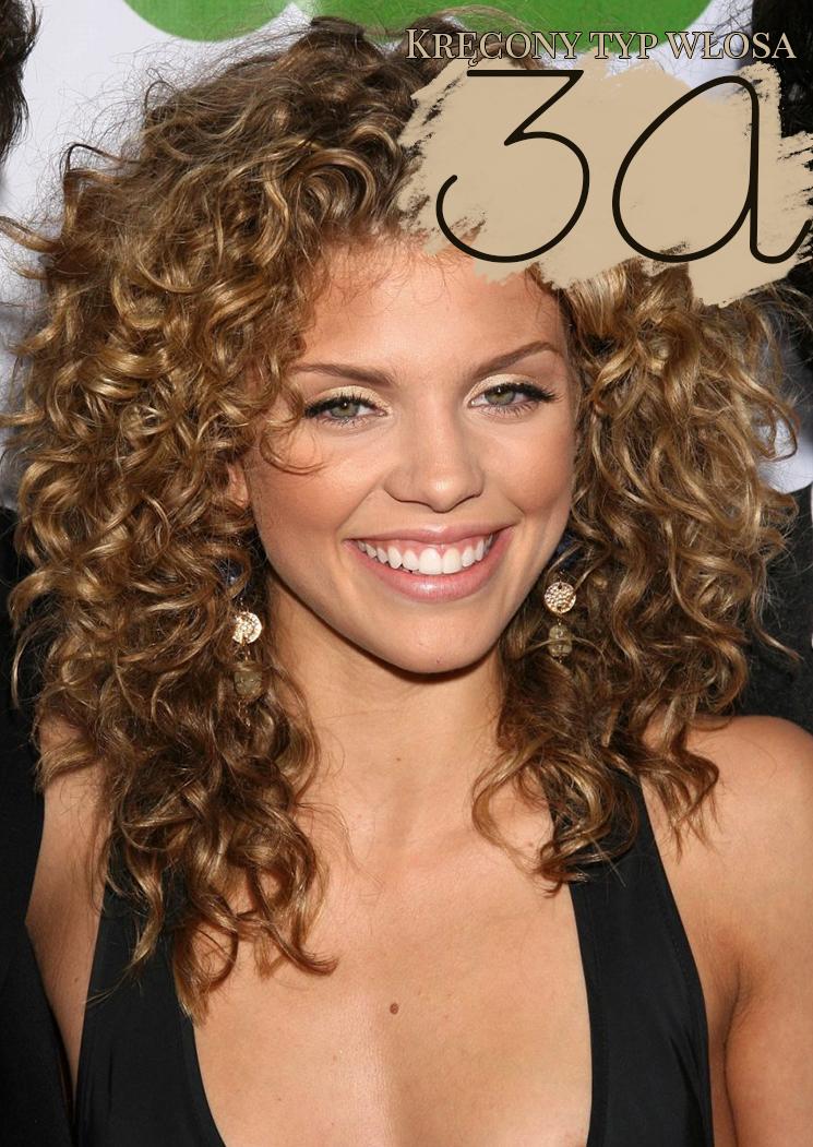 Typ włosa 3a, kręcony typ włosa, loki, typy skrętów, poznaj swój typ