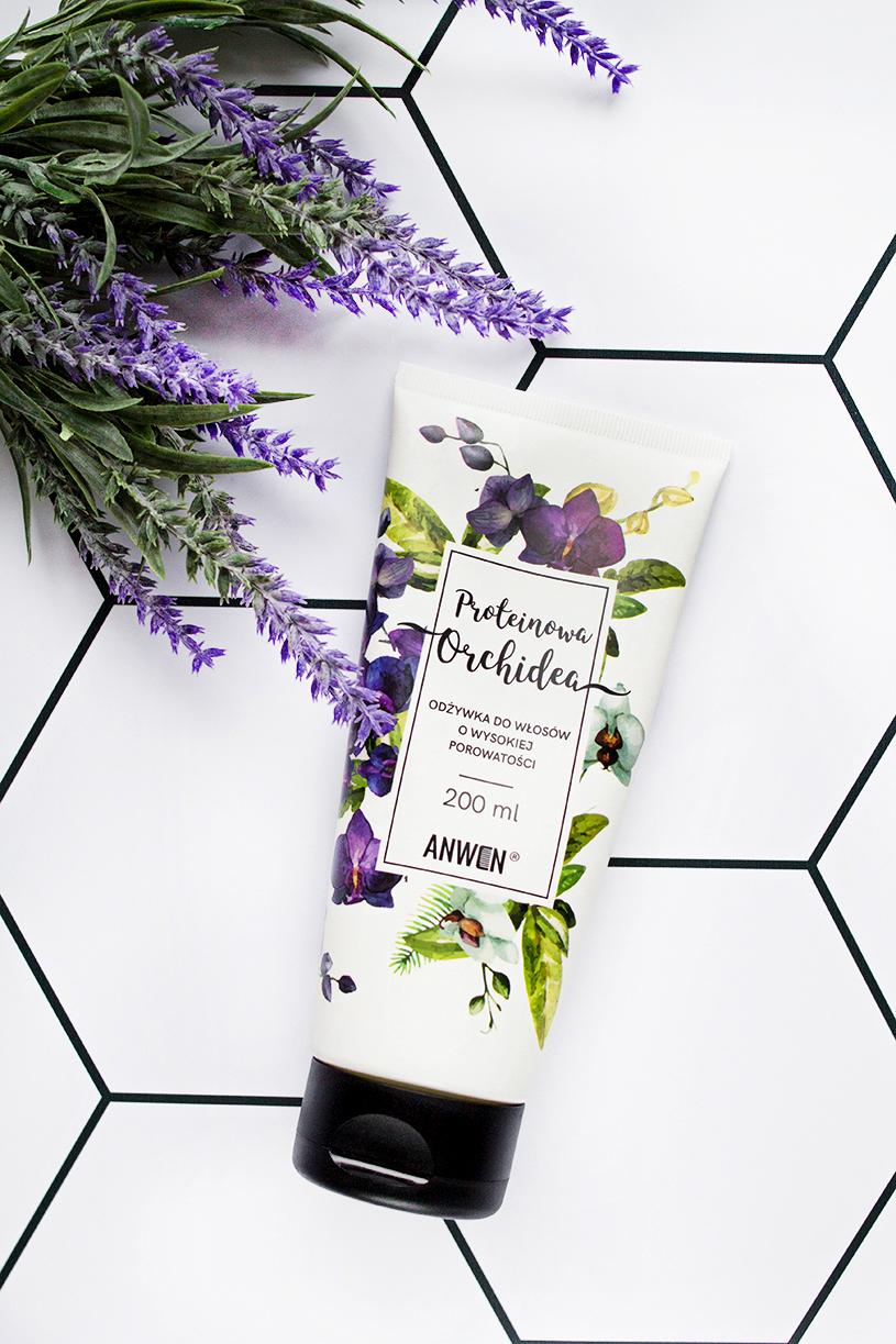 Anwen odżywka, Anwen odżywki, Anwen odżywka proteinowa orchidea, anwen odżwyka emolientowa róża, anwen odżywka nawilżający bez,